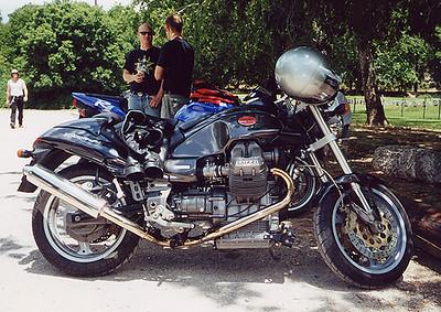 Moto Guzzi Centauro