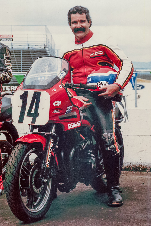 California Superbike School - Sears Point circa 1982