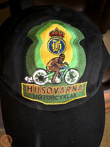 Hat from the Husqvarna museum
