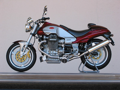 Moto Guzzi Centauro Model