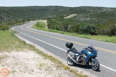 Riding the Twisted Sisters in the Texas Hill Country