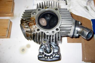 The 750GT Motor