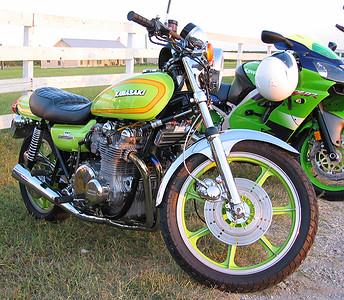 Tasty Old KZ900