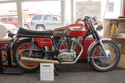 Ducati 450 Single