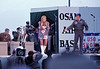 Bob Hope USO Show: Bob Hope, Ann Margret   - December 19th, 1968 Osan Air Base, South Korea. Kodak Ektachrome. Konica AutoReflex T