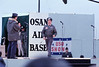 Bob Hope USO Show: Bob Hope - December 19th, 1968 Osan Air Base, South Korea. Kodak Ektachrome. Konica AutoReflex T