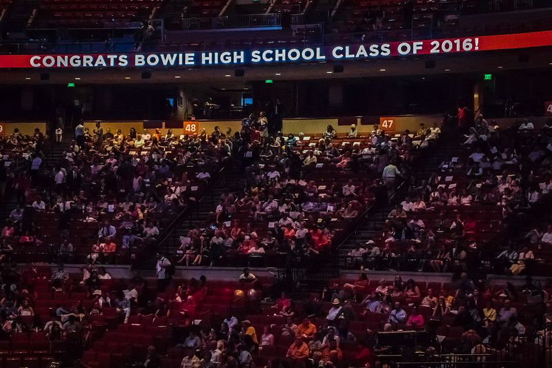 20160603 James Bowie High School Commencement-1