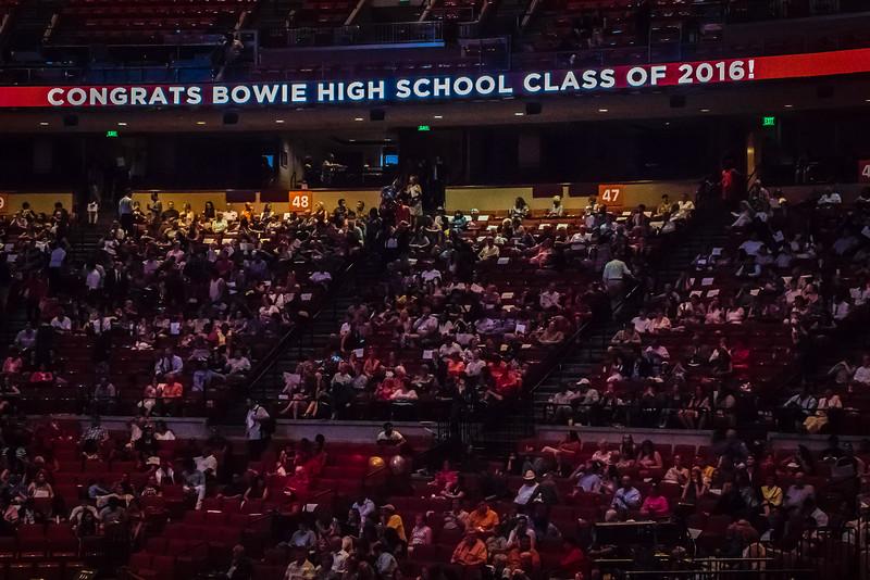 20160603 James Bowie High School Commencement-1