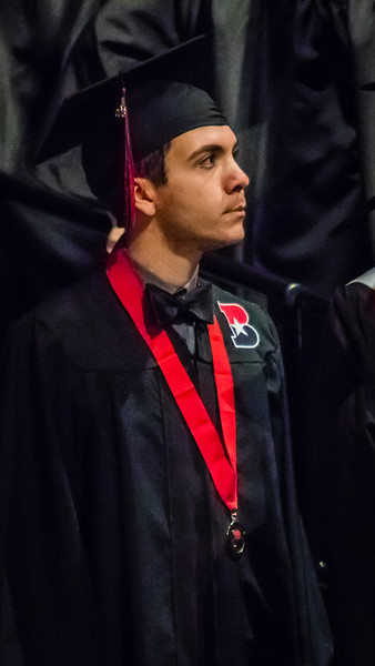 20160603 James Bowie High School Commencement-72