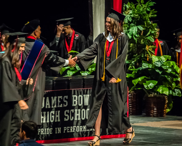 20160603 James Bowie High School Commencement-76