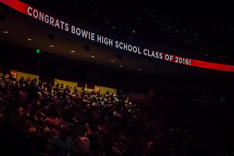 20160603 James Bowie High School Commencement-3