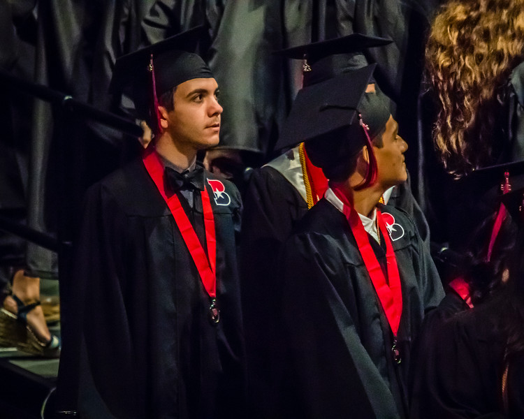 20160603 James Bowie High School Commencement-71