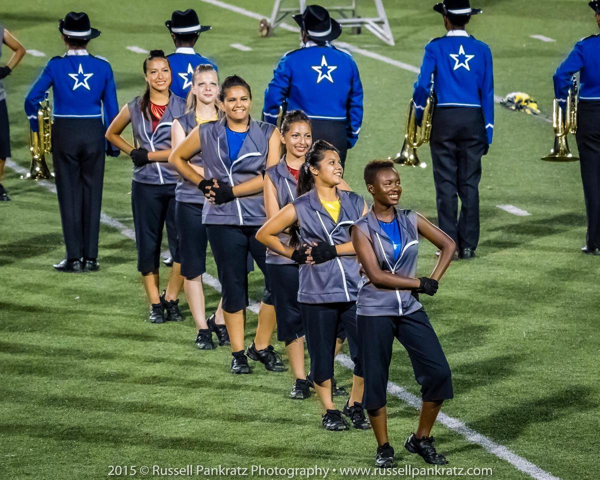 20150926 BOA Austin - Ann Richards School Marching Band-564