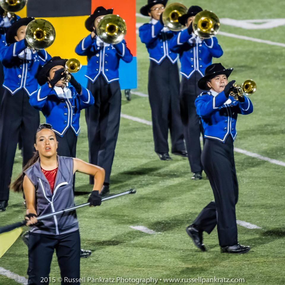 20150926 BOA Austin - Ann Richards School Marching Band-587
