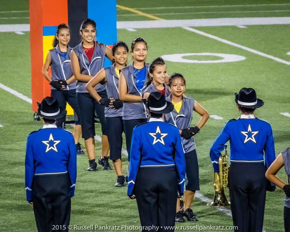 20150926 BOA Austin - Ann Richards School Marching Band-565