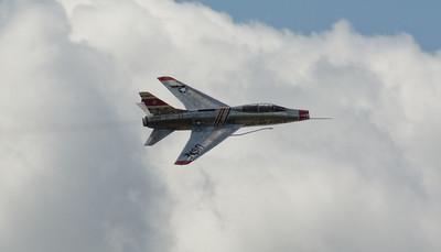 Selfridge Air Show – F-100 Super Sabre