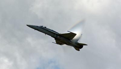 Selfridge Air Show – F-18 Hornet (1)