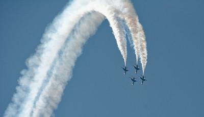 Selfridge Air Show – Air Force Thunderbirds (2)
