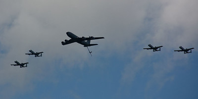 Selfridge Air Show – KC-135 and A-10 Thunderbolt IIs