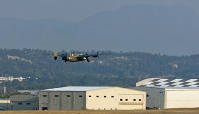 Colorado Springs Airport - B-24 Liberator (3)