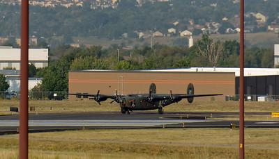 Colorado Springs Airport - B-24 Liberator (1)