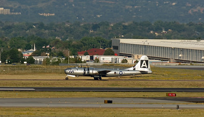 Colorado Springs Airport - B-29 Superfortress (1)