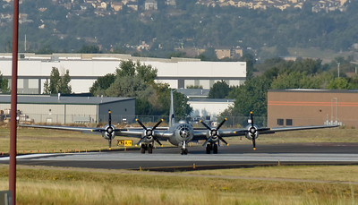 Colorado Springs Airport - B-29 Superfortress (2)