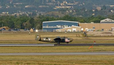 Colorado Springs Airport - B-24 Liberator (2)