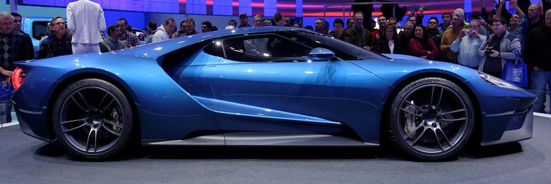 NAI Auto Show – Ford GT (1)