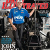 It was a great honor photographing the most successful and Iconic Driver in the history of motorsports for the cover of Drag Illustrated Magazine.   For a Man who has no spare time, John gave us eveything we asked for to complete this cover and supporting shots.   I had the pleasure of working with his amazing Daughters Brittany and Courtney for features last year for the publication.  Very nice family, extremely professional, great ambassadors to the spoort and overall just a  joy to work with!  Special thanks to Elon of JFR for giving us such great access and my assistants Mike and JT for doing a fantastic job  with my lighting gear.     Proud to have John Force as my 15th Cover of the best Motorsports Magazine in the Industry!  ................ ....................  @CourtneyForce   @BrittanyForce  @JFR_Racing  @Dragillustrated  @NHRA    ....   .........    ..................................