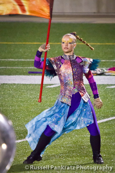 2012-10-27 UIL Area D Marching Contest-0507