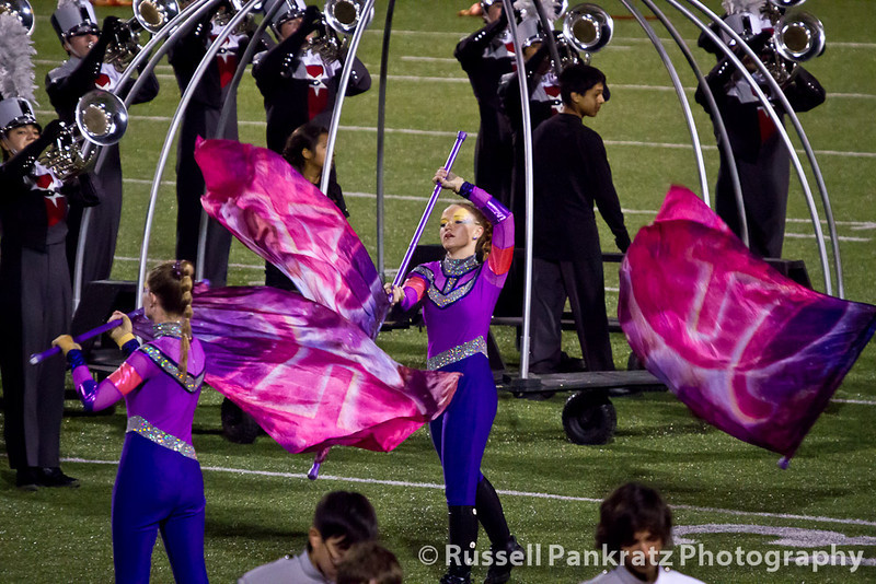 2012-10-27 UIL Area D Marching Contest-0636