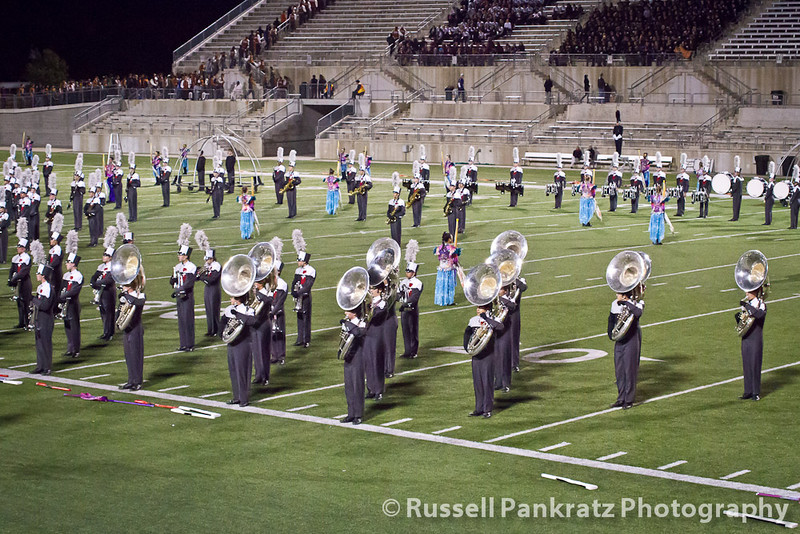 2012-10-27 UIL Area D Marching Contest-0411