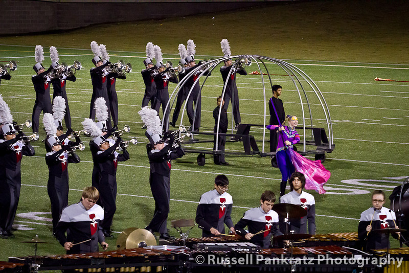 2012-10-27 UIL Area D Marching Contest-0657