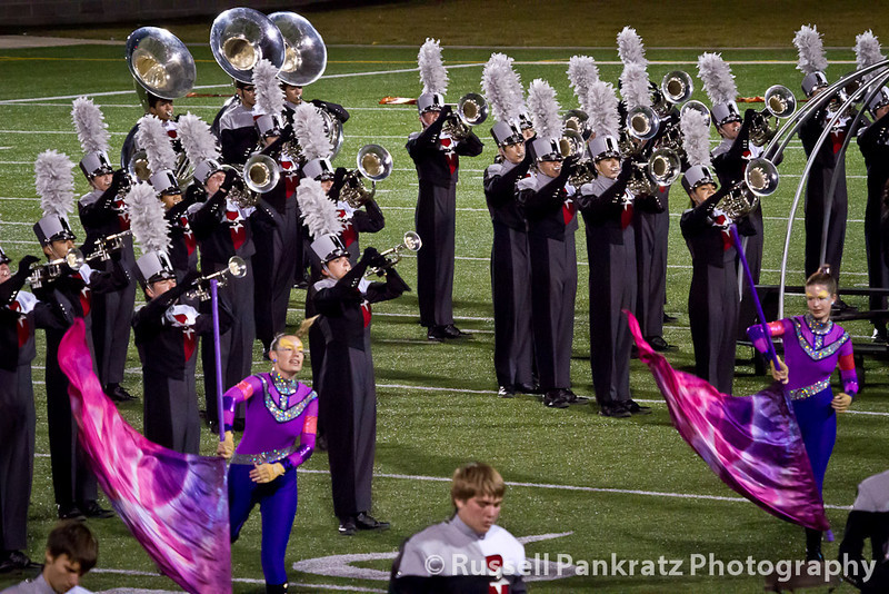 2012-10-27 UIL Area D Marching Contest-0637