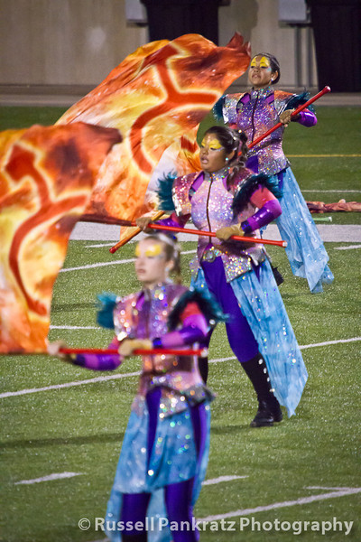2012-10-27 UIL Area D Marching Contest-0528