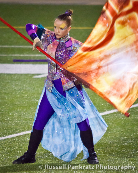 2012-10-27 UIL Area D Marching Contest-0509