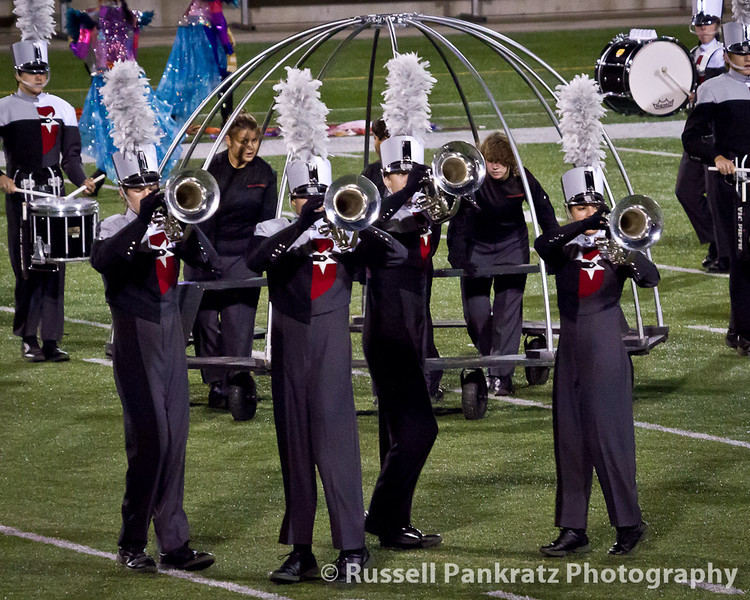 2012-10-27 UIL Area D Marching Contest-0583