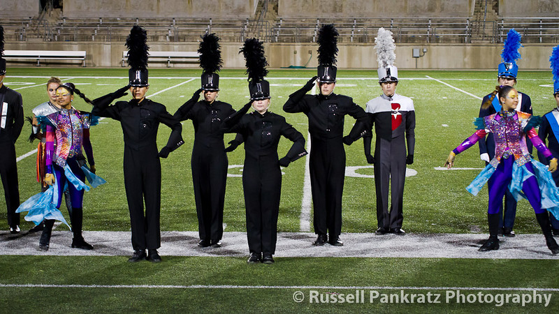 2012-10-27 UIL Area D Marching Contest-0733
