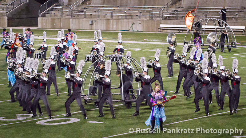 2012-10-27 UIL Area D Marching Contest-0485