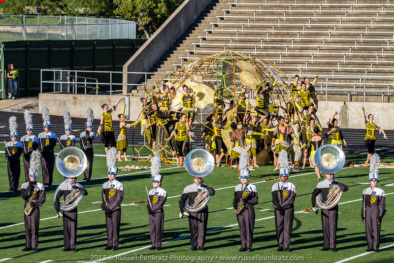 20131022 UIL Reg 18 Marching Contest-0427