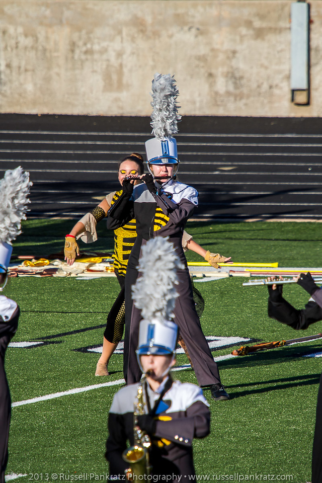 20131022 UIL Reg 18 Marching Contest-0454