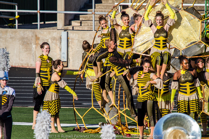 20131022 UIL Reg 18 Marching Contest-0428