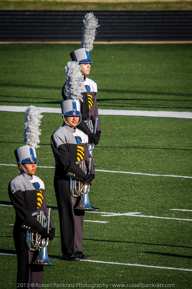 20131022 UIL Reg 18 Marching Contest-0447