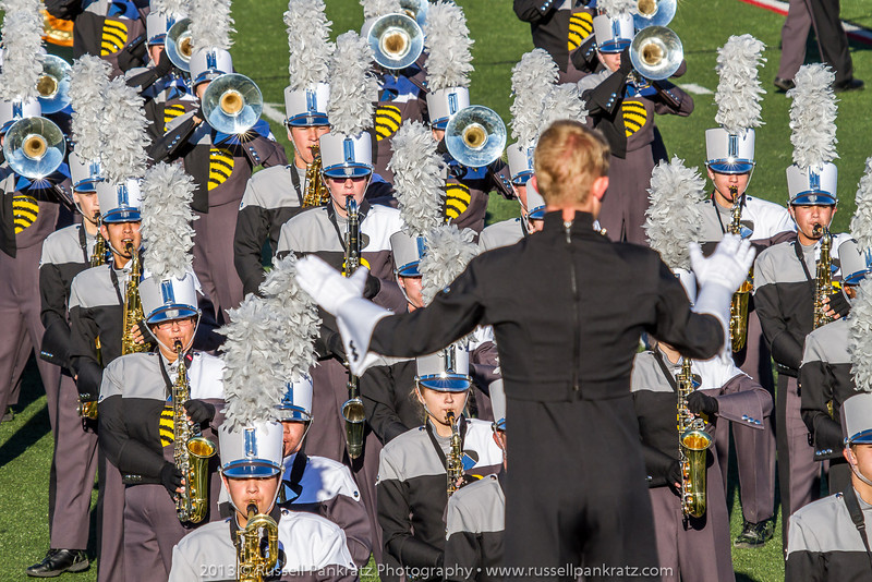 20131022 UIL Reg 18 Marching Contest-0490