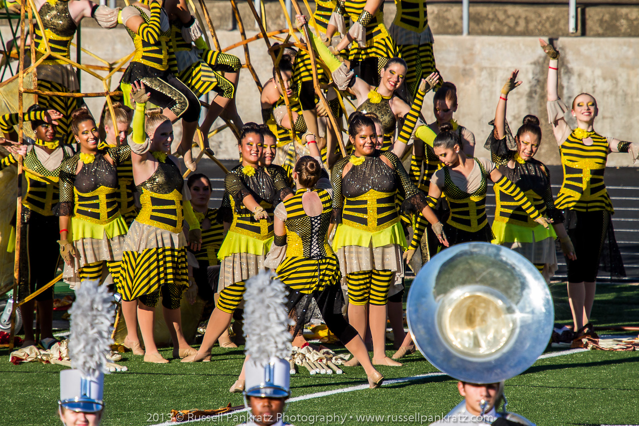 20131022 UIL Reg 18 Marching Contest-0435