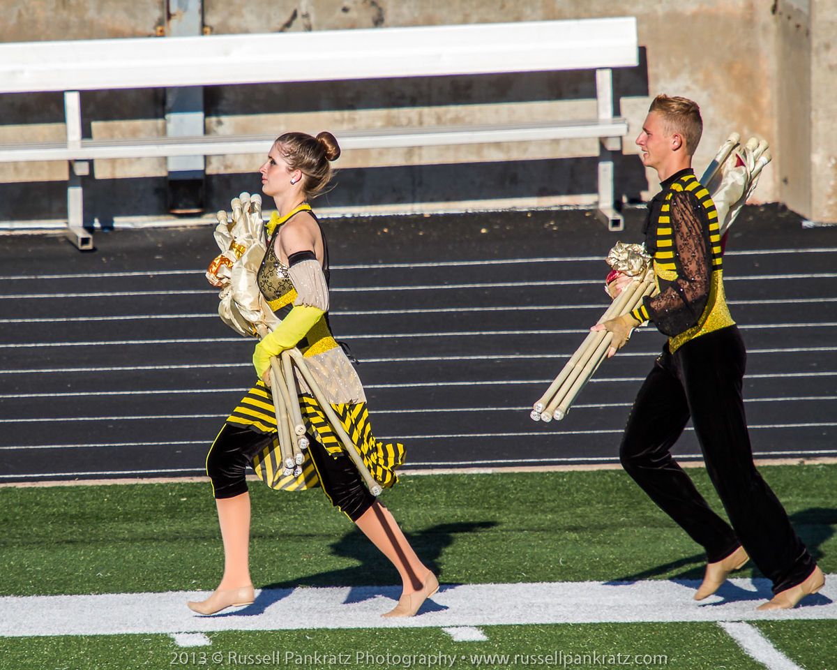 20131022 UIL Reg 18 Marching Contest-0411
