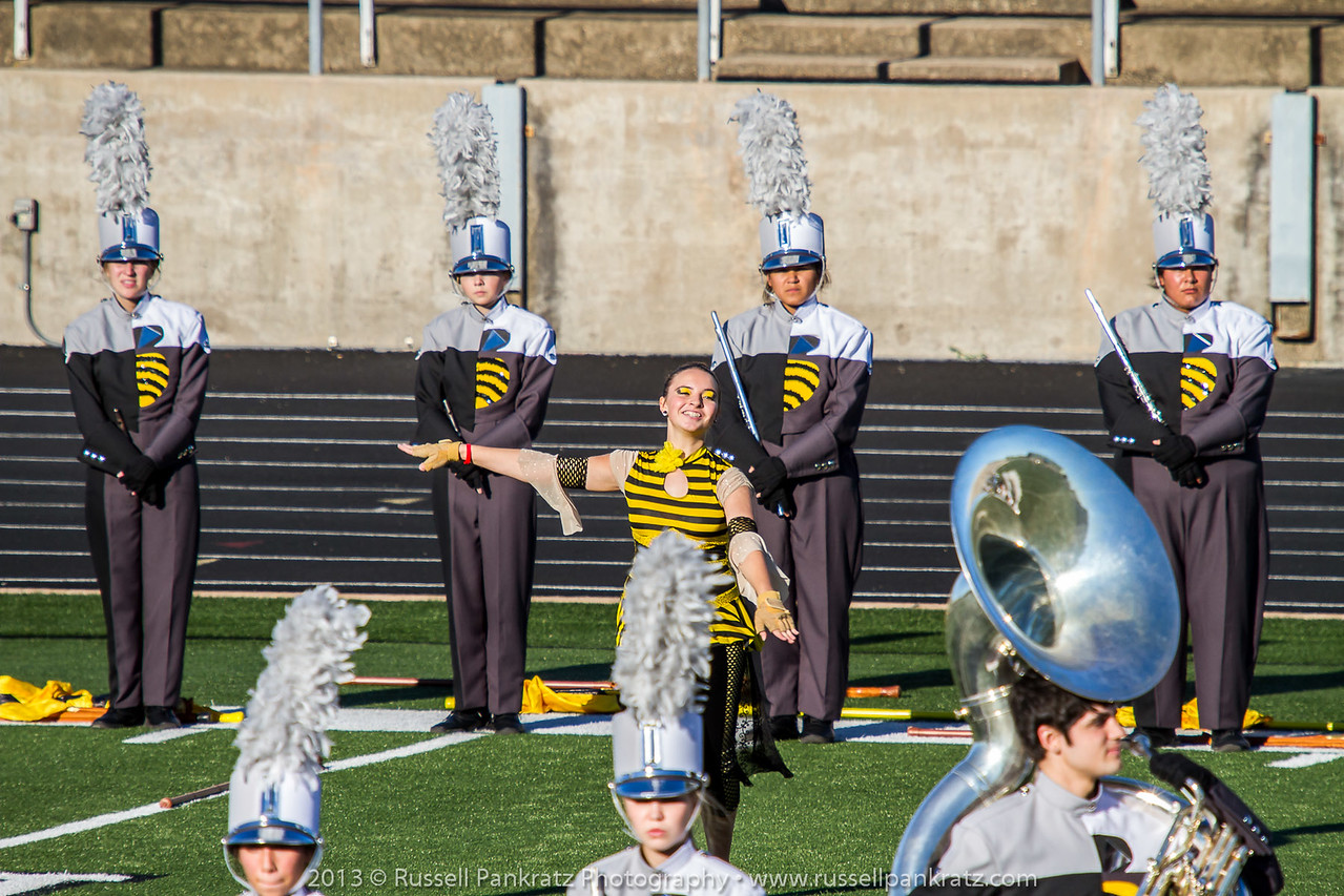 20131022 UIL Reg 18 Marching Contest-0439