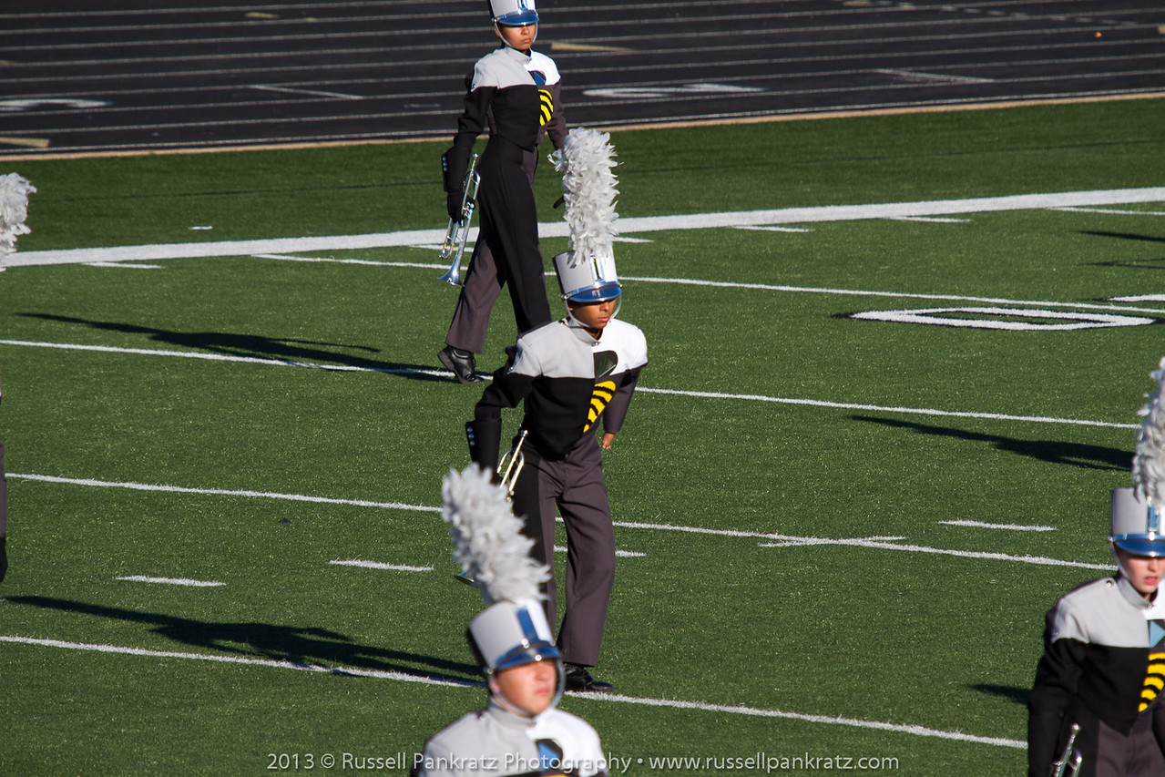 20131022 UIL Reg 18 Marching Contest-0461