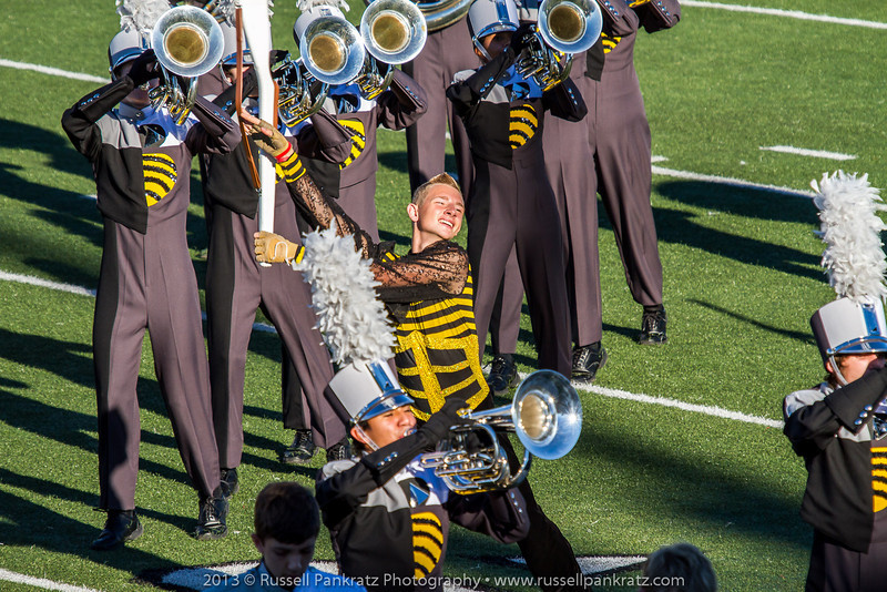 20131022 UIL Reg 18 Marching Contest-0487